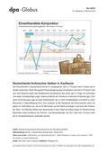 Politik_neu, Sekundarstufe II, Sekundarstufe I, Wirtschaftsordnung, Wirtschaft und Arbeitswelt, Konjunktur der Bundesrepublik Deutschland, Kauflaune, Zinsen, Versandhandel, Umsatz, Arbeitsmarkt