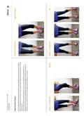 Sport_neu, Sekundarstufe I, Primarstufe, Sekundarstufe II, Gymnastik/ Aerobic/ Tanz, Darstellen und Gestalten, Bewegen an Geräten/ Turnerische Übungen, Bewegen an und mit Geräten/ Turnen, Körperwahrnehmung und Bewegungsfähigkeit, Fitness und Gesundheit, Tanz, Bewegungsaufgaben, Funktionsgymnastik, Körperhaltung, Koordinative Fähigkeiten, Krafttraining, Gesundheitsorientiertes Training, Bewegung nach Musik, Kräftigung und Dehnung, Ausdauertraining, Tänze, Merengue March, Tap, Mambo, Side-Step, Cha Cha Cha, Stunden gestalten