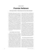 Geschichte_neu, Sekundarstufe I, Antike, Das antike Griechenland, Antike, Griechenland, Fachdidaktik, Fachwissenschaft, Überblick, Relevanz