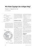 Physik_neu, Sekundarstufe I, Elektromagnetismus, Magnetismus, Magnetische Dipole, Permanentmagnete, Kompass, Orientierung, Moleküle, Energiezustand