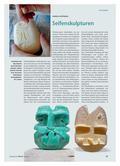 Kunst_neu, Primarstufe, Körperhaft-räumliches Gestalten, Seife, Skulptur, Schnitzen, Kanten, Gesicht, Menschen, Skizze, Motiv