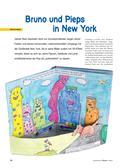 Kunst_neu, Primarstufe, Kunstbegegnung und -betrachtung, Flächiges Gestalten, Körperhaft-räumliches Gestalten, Umwelterfahrung und -gestaltung/ Design, Zeichnen, Bildkomposition, Mehrteilige Bildergeschichten, James Rizzi, Pop-Up, 3D-Effekt, New York, Elemente
