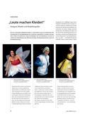 Kunst_neu, Sekundarstufe I, Sekundarstufe II, Primarstufe, Körperhaft-räumliches Gestalten, Mode, Design, Papier, Kleider, Inszenierung