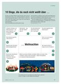 Religion-Ethik_neu, Sekundarstufe I, Feste und Feiern, Religiöse Feste, Advent und Weihnachten, Weihnachten, Quiz, Fakten, Recherche