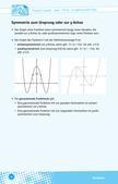 Mathematik_neu, Sekundarstufe II, Funktionen, Kurvendiskussion, Schaubilder, Graphen, Funktionsklassen, Symmetrie, Ganzrationale Funktionen, Gebrochenrationale Funktionen, Potenzfunktionen, Trigonometrische Funktionen, sinus, cosinus, Nullstellen, Kurvendiskussion, Schnittpunkt