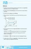 Mathematik_neu, Sekundarstufe II, Raum und Form, Messen, Vektoren, Strecken, Winkel, Ortsvektoren und Verbindungsvektoren, Kollinearität, Skalarprodukt, Orthogonalität, Skalarprodukt, Betrag von Vektoren, Normalenvektor, Kreuzprodukt, Winkel zwischen Vektoren, Länge, Richtung, Verschiebung, Nullvektor, Linearkombination