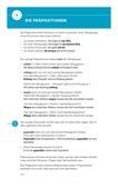 """Deutsch_neu, Deutsch als Fremdsprache, Deutsch als Zweitsprache, Sekundarstufe I, Primarstufe, Lernfeld """"Lernen"""", Lernfeld """"Sich orientieren"""", Sprache und Sprachgebrauch untersuchen, Wortarten, Sprachliche Strukturen und Begriffe auf der Wortebene, Präposition, Substantiv, Wortgruppe, Pronomen, Adverb, gegenüber, temporal, lokal, kausal, modal, Akkusativ, Dativ, ab, seit, an, auf, über, Wechselpräpositionen, neben, vor, zwischen"""