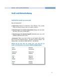 Deutsch_neu, Sekundarstufe I, Sprache und Sprachgebrauch untersuchen, Richtig Schreiben, Wortbildung, Groß- und Kleinschreibung, Wortbildung des Substantivs, Artikelprobe, Wortbildung
