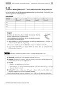 Deutsch_neu, Sekundarstufe I, Schreiben, Schreibverfahren, Prozessorientiertes Schreiben, Pragmatisches Schreiben, Planen von Texten, Berichten, Schreibpläne, Informationstext, Natur und Umwelt