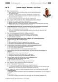 Deutsch_neu, Sekundarstufe II, Sprechen und Zuhören, Schreiben, Erzählen, Informieren, Gesprächskompetenz, Szenisches Spielen, Rhetorik, Präsentieren, Prüfungsgespräch, Prozessorientiertes Schreiben, Vorbereitetes Erzählen, Spontanes Erzählen, Berichten, Beschreiben und Schildern, Spielen von Rollen, Planen von Texten, Brainstorming, Bewerbungsgespräch, Rollenspiele, Vorstellungsgespräch, Vorstellungsgespräch üben, Bewerbungsprozess, Körpersprache, Verhaltensregeln, Assessment-Center, Vorbereitung Berufsleben, LEK, LEK Bewerbungsgespräch, Checkliste Bewerbungsgespräch, Wissenstest, spielerische LEK