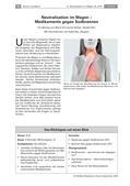 Chemie_neu, Sekundarstufe I, Sekundarstufe II, Chemie im Alltag, Medizin, Arzneimittel, sauer, neutral, basisch, Magensaft, Speiseröhre