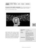 """Französisch_neu, Sekundarstufe I, Sekundarstufe II, Medien, Interkulturelle Kompetenzen und Landeskunde, Mündliche Produktion und Rezeption, Verfügung über sprachliche Mittel, Medienkompetenz, Soziokulturelles Orientierungswissen, Klassifizierung, Produktion mündlicher Texte, Wortschatz und Idiomatik, Alltagsleben, Alltag und Gesellschaft, Digitale Medien, An Gesprächen teilnehmen, Wortschatz, Internet, Argumentieren und Diskutieren, Themenspezifischer Wortschatz, Neue Medien, Soziale Medien, Jugendliche, Jugendliche und soziale Medien, Jugendliche im Internet, Internet im Französischunterricht, Umgang mit sozialen Medien, Risiken sozialer Medien, Gefahren sozialer Medien, Wortschatz """"Internet und soziale Medien"""", Digitalisierung, Lernen über elektronische Medien, Lernen mit digitalen Medien, Cybermobbing, Datenschutz, Netiquette, Hypertext, Hypertextstruktur, Webseite gestalten, Gestaltung eines Porträts, Netiquette-Vorschriften, Schutz vor Cybermobbing"""