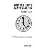 Biologie_neu, Sekundarstufe II, Stoffwechsel, Stoffwechsel des Menschen, Mensch, Uhr, Bedeutung, Zeit, automatisch