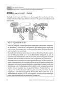 Deutsch_neu, Sekundarstufe I, Sprache und Sprachgebrauch untersuchen, Lesen, Schreiben, Sprachreflexion, Erschließung von Texten, Schreibverfahren, Untersuchung von Sprache/ Sprachgebrauch und Medien, Kreatives Schreiben, Schreiben nach visuellen Vorlagen, Rhetorische Figuren, Sprachliche Wirkung