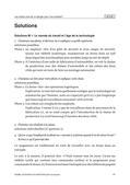 Französisch_neu, Sekundarstufe II, Interkulturelle Kompetenzen und Landeskunde, Sprachmittlung, Schreiben, Mündliche Produktion und Rezeption, Lesen und Literatur, Soziokulturelles Orientierungswissen, Produktion mündlicher Texte, Lesen und Leseverstehen, Alltag und Gesellschaft, An Gesprächen teilnehmen, Studium und Arbeit, Arbeiten, Beruf, Roboter im Beruf, Arbeitsleben, Künstliche Intelligenz, IA, Technologie, Robotisierung, Arbeitswelt, Roboter in verschiedenen Berufsfeldern, Frankreich und künstliche Intelligenz, Rolle der künstlichen Intelligenz in Berufen, Bedeutung der künstlichen Intelligenz für Frankreich, Wandel in der Arbeitswelt, Digitalisierung, Technischer Fortschritt, Arbeit heute, Heutige Arbeitswelt, Dominanz der Technik in der Arbeitswelt, Fortschritte der künstlichen Intelligenz, Probleme der französischen Gesellschaft, Arbeitslosigkeit durch Roboter