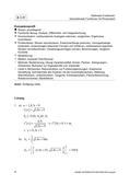 Mathematik_neu, Sekundarstufe II, Funktionen, Messen, Ableitung, Strecken, Integral, Ableitungsfunktion, Berechnung von Ableitungen, Steigungen bestimmen, Stammfunktionen, Tangentensteigung, Umkehrfunktion, Extremalproblem, Rotationsvolumen, Mantelfläche