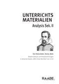 Mathematik_neu, Sekundarstufe II, Raum und Form, Kreise und Kugeln, Torus, Paul Gudin, Fassregel, Paraboloid