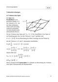 Mathematik_neu, Sekundarstufe II, Raum und Form, Vektoren, Normalenvektor, Kreuzprodukt, Hausaufgabe, Begründung, Theorie, Defintion, Koordinatenschreibweise