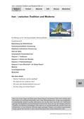 Erdkunde_neu, Sekundarstufe II, Stadtgeographie, Wandel ländlicher Räume, Iran, Moderne, Tradition, Veränderung, Wandel, Wirtschaft