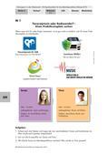 Deutsch_neu, Sekundarstufe I, Sprechen und Zuhören, Lesen, Informieren, Erschließung von Texten, Berichten, Beschreiben und Schildern, Bewerbungsmappe