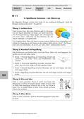 Deutsch_neu, Sekundarstufe I, Sprechen und Zuhören, Gesprächskompetenz, Szenisches Spielen, Gesprächsregeln, Spielen von Rollen, Bewerbungsmappe, Theaterpädagogik