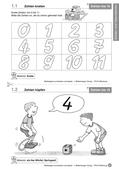 Mathematik_neu, Primarstufe, Zahlen und Operationen, Zahlen, Zahlenraum bis 10, Menge, Würfel, kleiner, größer, gleich, Vergleichen, Ergänzen