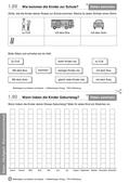 Mathematik_neu, Primarstufe, Daten, Häufigkeit und Wahrscheinlichkeit, Daten und Häufigkeit, Schaubilder und Diagramme, Balken, Darstellung, Ablesen, Sammeln, Daten, Malen, Befragung