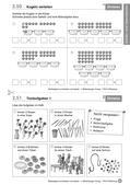 Mathematik_neu, Primarstufe, Zahlen und Operationen, Grundrechenarten, Rechenoperationen, Produktive Übungsformate, Zur Division, durch, Geteilt, Umkehraufgabe, Verteilen, Aufteilen