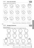 Mathematik_neu, Primarstufe, Größen und Messen, Zeit, Zeitpunkt, Zeitdauer, Standardeinheiten und Repräsentanten, Uhr, Minute, Sekunde, Stunde, Stundenzeiger, Minutenzeiger, Kalender, Tag, Woche, Jahr, Monat