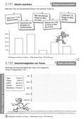 Mathematik_neu, Primarstufe, Daten, Häufigkeit und Wahrscheinlichkeit, Daten und Häufigkeit, Schaubilder und Diagramme, km, h, km/h, Stunde
