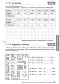 Mathematik_neu, Primarstufe, Raum und Form, Abbildungen, Maßstäbe, cm, Zentimenter, Realität, Plan, m, Meter