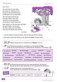 Deutsch_neu, Primarstufe, Sekundarstufe I, Richtig Schreiben, Sprache und Sprachgebrauch untersuchen, Verwendung von Rechtschreibhilfen, Sprachliche Strukturen und Begriffe auf der Wortebene, Wortschatzarbeit, Wortarten, Wörterbuch, Wortfamilie, Wortfeld, Gedicht, Wortsammlung, Wortstamm, Nomen, Namenwort, Verb, Tunwort, Adjektiv, Wiewort, Rechtschreibschwierigkeiten