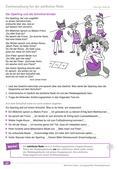 Deutsch_neu, Primarstufe, Sekundarstufe I, Richtig Schreiben, Sprache und Sprachgebrauch untersuchen, Interpunktion, Sprachliche Strukturen und Begriffe auf der Wortebene, Buchstabe und Schriftstruktur des Wortes, Sprachliche Strukturen und Begriffe auf der Satzebene, Orthographische Prinzipien, Satzarten, Der zusammengesetzte Satz, Aussagesatz, Ausrufsatz, Fragesatz, Satzschlusszeichen, Anführungszeichen, vorangestellter Redebegleitsatz, Satzmuster, Diktat, Kooperatives Lernen