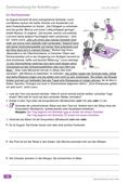 Deutsch_neu, Primarstufe, Sekundarstufe I, Richtig Schreiben, Sprache und Sprachgebrauch untersuchen, Interpunktion, Groß- und Kleinschreibung, Wortarten, Sprachliche Strukturen und Begriffe auf der Wortebene, Konjunktion und Subjunktion, Bindewörter, und, oder, Hauptsatz, Nebensatz, Zeichensetzung bei Aufzählungen, Subjekt, Satzgegenstand, Satzglieder