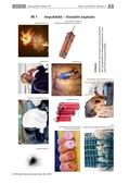 Chemie_neu, Sekundarstufe I, Sekundarstufe II, Chemie im Alltag, Naturelemente, Explosivstoffe, Brennstoffe, Nitroglycerin, ziviler Bereich, Menschheit, Bedeutung, Feuerwerk, Pyrotechnik