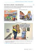 Politik_neu, Sekundarstufe I, Wirtschaft und Arbeitswelt, Zahlungsformen und Zahlungsmittel, Internetkauf, Online-Shopping, Karikaturen zu Online-Handel, Statistiken zu Online-Handel, Business Model Canvas, Spieltheorie, Gefangenendilemma