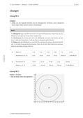 Mathematik_neu, Sekundarstufe I, Raum und Form, Größen und Messen, Geometrie in der Ebene, Winkel, Grundlagen, Kartesisches Koordinatensystem, Ebene Figuren und ihre Eigenschaften, Winkelmessung, Berechnung von Winkelgrößen, Modellieren, Arbeitsmittel und Messgeräte, Arbeitsmittel, Kreise und Ellipsen