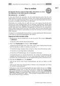 Englisch_neu, Sekundarstufe I, Mündliche Produktion und Rezeption, Sprachmittlung, Produktion mündlicher Texte, Paraphrasieren, An Gesprächen teilnehmen, Argumentieren und Diskutieren, Individualität, Kleidungsstil, Teenage life, Addressee, Main message, Situation