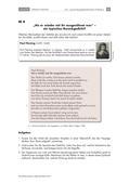 Deutsch_neu, Sekundarstufe I, Sekundarstufe II, Lesen, Literatur, Erschließung von Texten, Literarische Gattungen, Grundlagen, Lyrik, Verfahren der Textanalyse, Barock, Liebeslyrik, Gedichtanalyse, Barockzeit, Epoch des Barock, Dichtung im Barock, Sonett, Themenfeld Liebe, literarische Texte zu Liebe