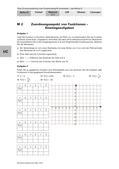 Mathematik_neu, Sekundarstufe I, Funktionen, Raum und Form, Kartesisches Koordinatensystem, Graphen, Varibale, Lösungsgleichung, einsetzen, Textaufgabe, x, y, Wert, Graph, Gerade, Punkt