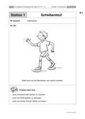 Sport_neu, Primarstufe, Körperwahrnehmung und Bewegungsfähigkeit, Laufen, Werfen, Springen/ Leichtathletik, Bewegungen mit Alltagsmaterialien, Koordinative Fähigkeiten, Laufen, Werfen, Laufen in spielerischen Formen, Werfen in spielerischen Formen, Visuomotorische Koordination, Raumorientierung