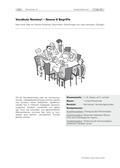 Latein_neu, Sekundarstufe I, Sprache, Methoden und Verfahren, Verfahren des Wortschatz- und Grammatiklernens, Begriffe, Körper, Verben, Nomen, Pflanzen, Familie, Stände, Staat, Kampf, Götter, Politik