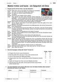 """Deutsch als Zweitsprache, Deutsch_neu, Lernfeld """"Sich orientieren"""", Primarstufe, Sekundarstufe I, Kerninhalte, Sprache und Sprachgebrauch untersuchen, Grundkurs, Aufbaukurs, Sprachliche Strukturen und Begriffe auf der Wortebene, Wortarten, Wissenswertes aus Medien entnehmen, Sich in Printmedien und elektronischen Medien orientieren, Adverb, Verb, Wortschatzarbeit, Wortschatzerweiterung, Medien früher und heute, Vergangenheitsform, Imperfekt, Tempus, Verbflexion, Verbformen, Morse-Alphabet, Fake News, Falschmeldungen"""