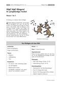 Musik_neu, Primarstufe, Musikpraxis, Spielen von Musikinstrumenten, Der Körper als Instrument/ Bodypercussion, Stimme, Musik und Tanz/ Szenische Darstellung von Musik, Musik hören, Lieder singen/ Liedrepertoire erarbeiten, Einfache musikalische Parameter hören, Rhythmus, Sprungkraft, Orff-Instrumente, ritardando, piano, Dur, Doppeldominate