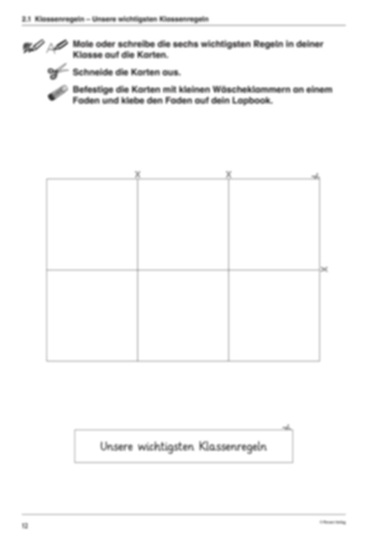 Klassenregeln Preview 7