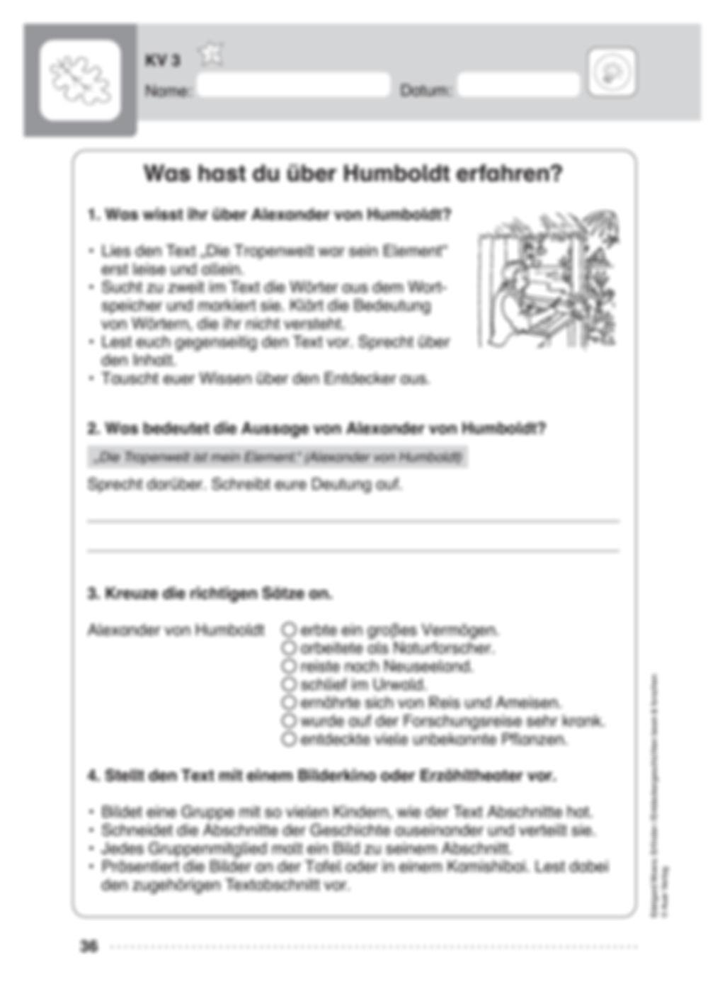 Alexander von Humboldt Preview 4
