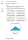 Erdkunde_neu, Sekundarstufe I, Europa, Unsere Erde, Klima, Klimadiagramm, Wie sieht ein Klimadiagramm aus?, Temperaturverlauf, Niederschläge, Klima in München, Das Klima in Europa, Klima